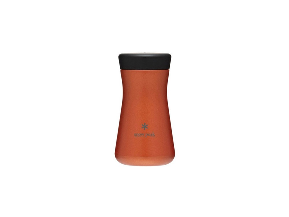 스노우피크 스텐보온병 T350 오렌지(TW-350OR)/SNOWPEAK STAINLESS VACUUM BOTTLE T350 ORANGE_C9SK005OR